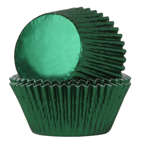 24 cápsulas aluminio verde
