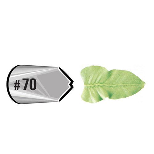 Boquilla Hoja #70