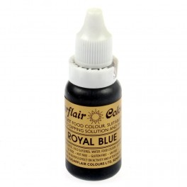 Colorante Líquido Azul Intenso Royal Blue