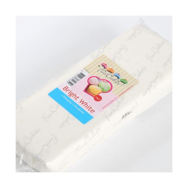 Fondant FunCakes Blanco 1 kg