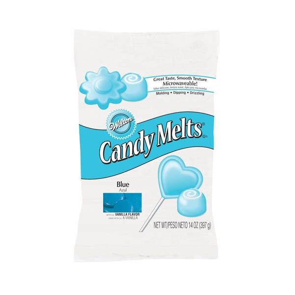 Candy Melts Wilton Azul