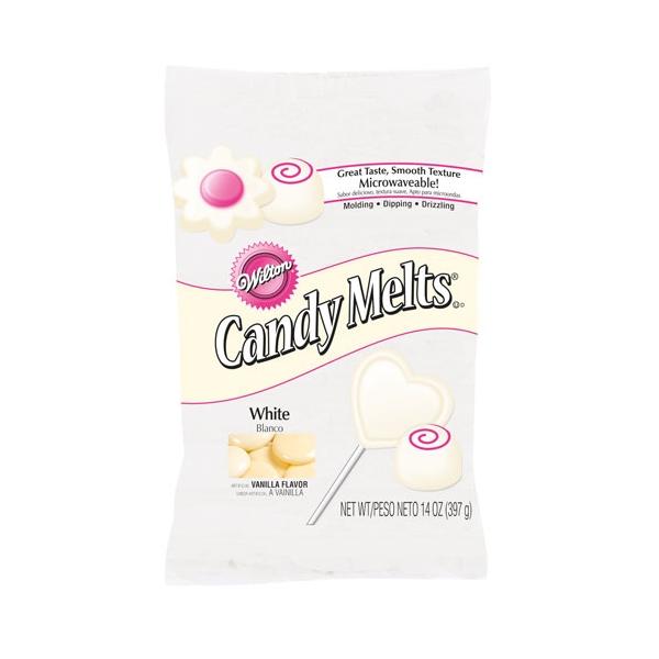 Candy Melts Wilton Blanco