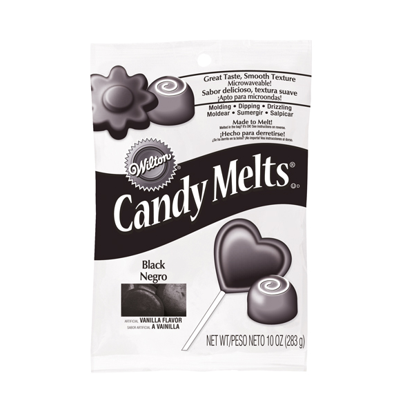 Candy Melts Wilton Negro