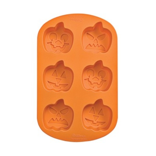 Molde mini calabazas Halloween