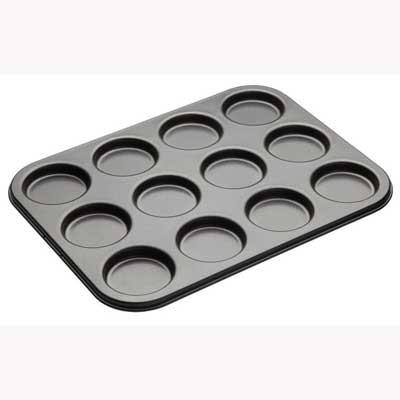 Molde antiadherente 12 macarons