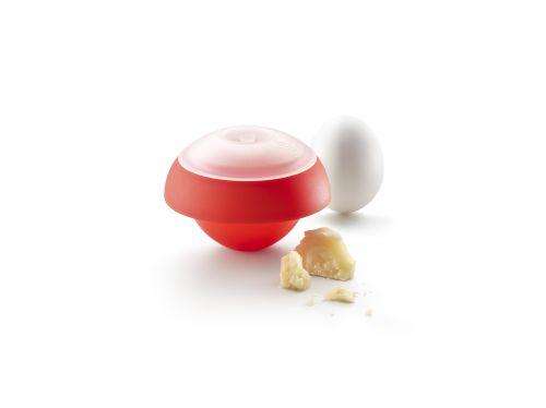 OVO semiesfera rojo