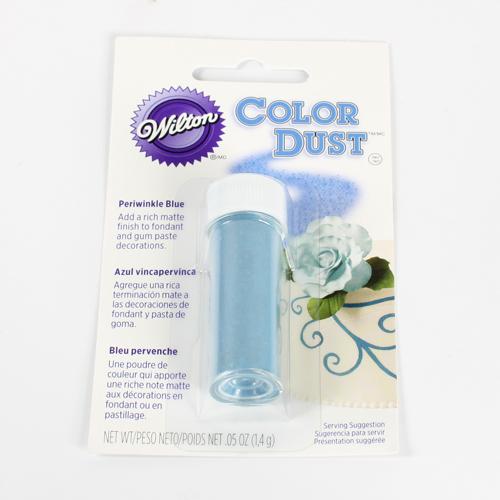 Polvo de Seda Azul