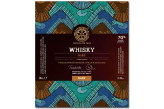 Chocolate Whisky Nibs 70%