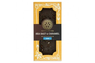 Chocolate Orgánico 'Sal y Caramelo' 70%